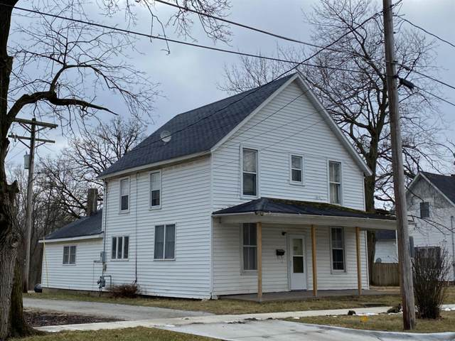 215 W Lincoln Street, Rensselaer, IN 47978 (MLS #470188) :: Rossi and Taylor Realty Group