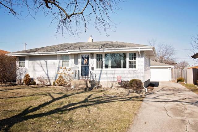 3009 100th Street, Highland, IN 46322 (MLS #470245) :: Rossi and Taylor Realty Group