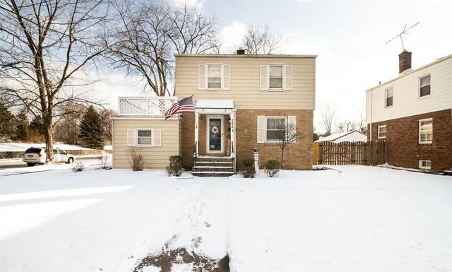 324 Beverly Place, Munster, IN 46321 (MLS #470841) :: Rossi and Taylor Realty Group
