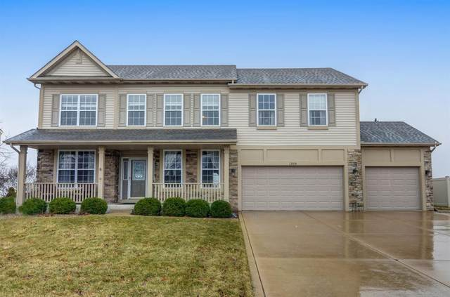 1308 Flagstone Drive, Dyer, IN 46311 (MLS #472001) :: Rossi and Taylor Realty Group