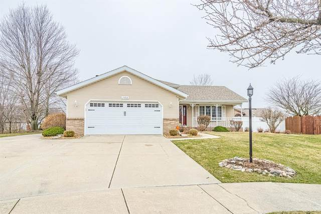 1968 Christenson Lane, Schererville, IN 46375 (MLS #472152) :: Rossi and Taylor Realty Group