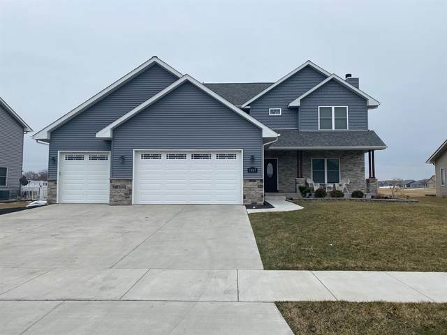 9807 W 148th Place, Cedar Lake, IN 46303 (MLS #472243) :: Rossi and Taylor Realty Group