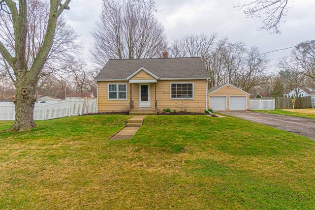 315 Oakland Avenue, Trail Creek, IN 46360 (MLS #472247) :: Rossi and Taylor Realty Group