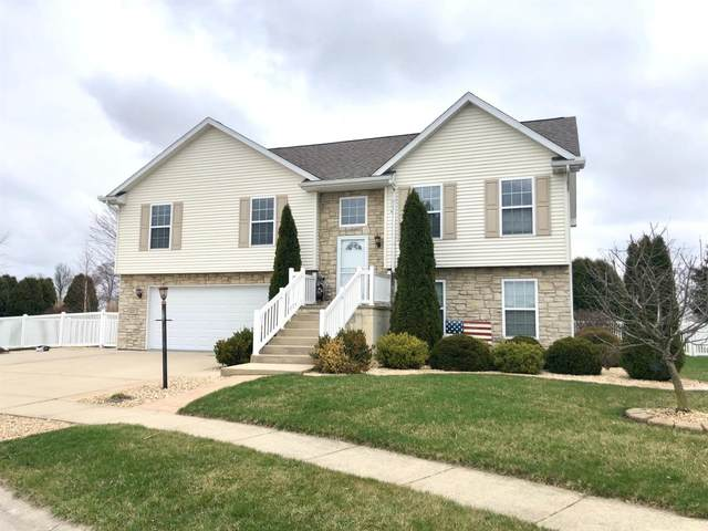 621 Fieldcrest Circle, Wanatah, IN 46390 (MLS #472328) :: Rossi and Taylor Realty Group