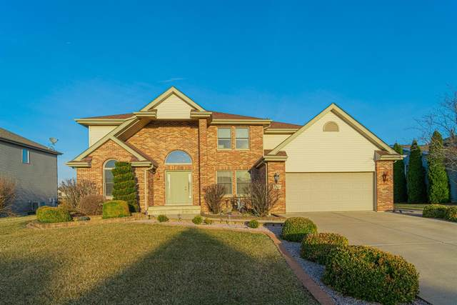 7325 Vale Drive, Schererville, IN 46375 (MLS #472387) :: Rossi and Taylor Realty Group