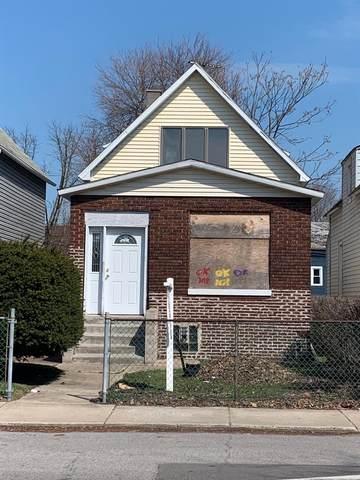 614 W 145th Street, East Chicago, IN 46312 (MLS #472507) :: Lisa Gaff Team