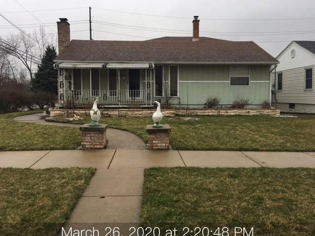 446 177 Street, Hammond, IN 46324 (MLS #472603) :: Lisa Gaff Team
