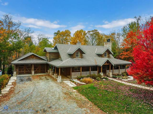 1040 Country Creek Lane, Chesterton, IN 46304 (MLS #472618) :: Lisa Gaff Team