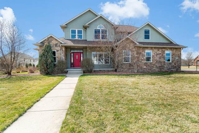 10748 Hawthorne Drive, St. John, IN 46373 (MLS #472620) :: Rossi and Taylor Realty Group