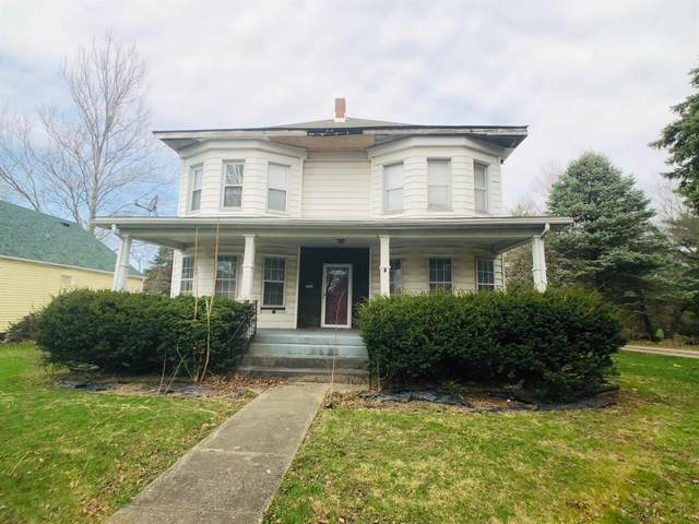 306 E Iroquois Street, Kentland, IN 47951 (MLS #472622) :: Rossi and Taylor Realty Group