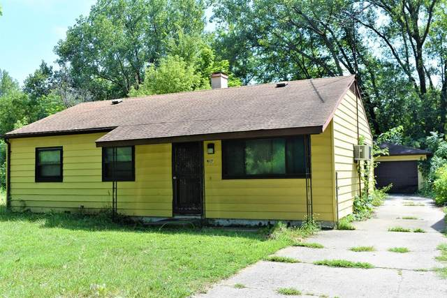 917 E 32nd Avenue, Gary, IN 46409 (MLS #473004) :: Rossi and Taylor Realty Group