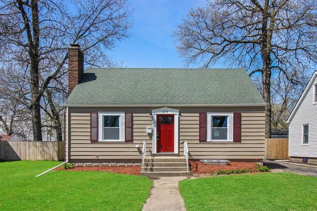 214 N Harvey Street, Griffith, IN 46319 (MLS #473813) :: Rossi and Taylor Realty Group