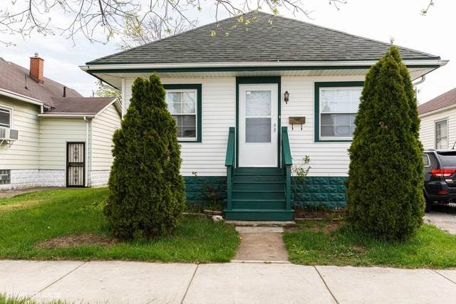 1270 Summer Street, Hammond, IN 46320 (MLS #474244) :: Rossi and Taylor Realty Group