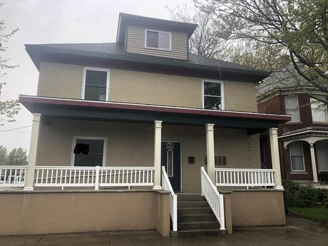 431 Washington Street, Michigan City, IN 46360 (MLS #474274) :: Rossi and Taylor Realty Group