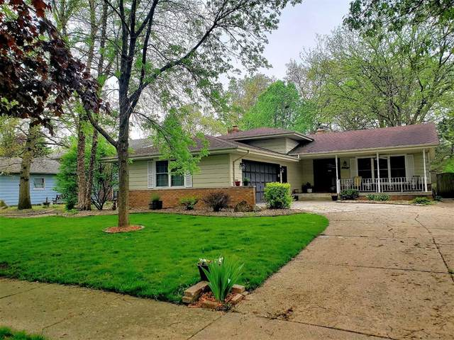446 N True Street, Griffith, IN 46319 (MLS #474742) :: Rossi and Taylor Realty Group