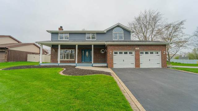 819 Wells Court, Dyer, IN 46311 (MLS #474922) :: Rossi and Taylor Realty Group