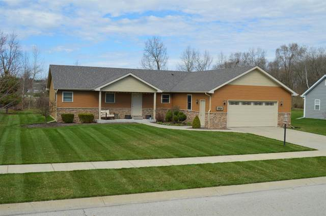 804 Daisy Circle NE, Demotte, IN 46310 (MLS #474999) :: Rossi and Taylor Realty Group