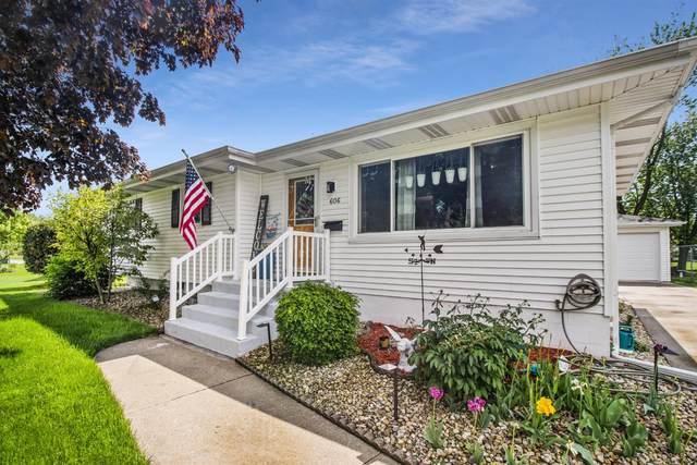 606 Jackson Avenue, Dyer, IN 46311 (MLS #475113) :: Lisa Gaff Team