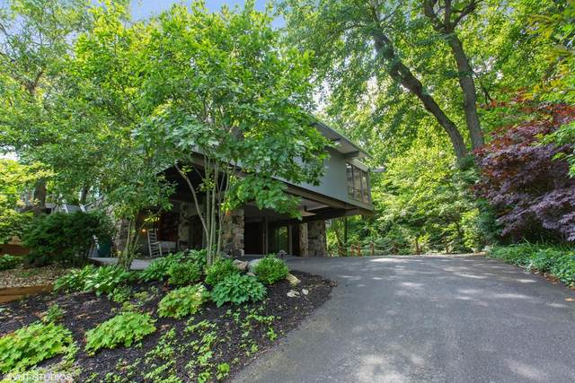 529 E Lake Front Drive, Beverly Shores, IN 46301 (MLS #475278) :: Rossi and Taylor Realty Group
