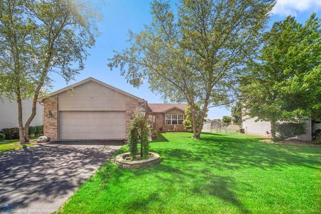 12440 W Shelby Place, Crown Point, IN 46307 (MLS #475281) :: Lisa Gaff Team