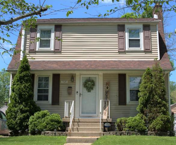 7520 Van Buren Avenue, Hammond, IN 46324 (MLS #475285) :: Rossi and Taylor Realty Group