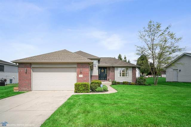 6927 Hawk Drive, Schererville, IN 46375 (MLS #475345) :: Rossi and Taylor Realty Group