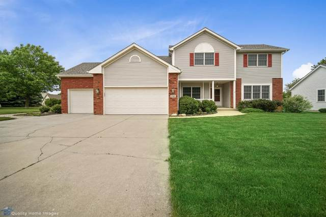 261 Moncrief Drive, Valparaiso, IN 46385 (MLS #475401) :: Rossi and Taylor Realty Group