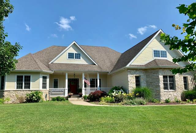 2266 Marrell Hill Road, Valparaiso, IN 46385 (MLS #475435) :: Rossi and Taylor Realty Group