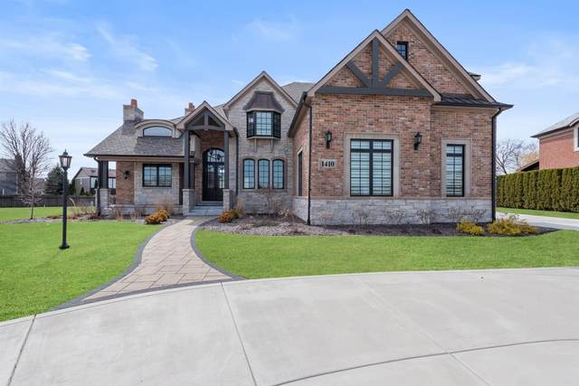 1410 Park West Circle, Munster, IN 46321 (MLS #475771) :: Rossi and Taylor Realty Group