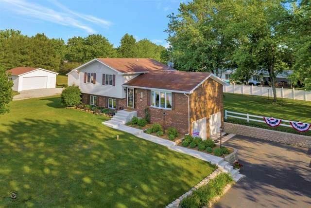 4897 W 935 N, Lake Village, IN 46349 (MLS #475796) :: Rossi and Taylor Realty Group