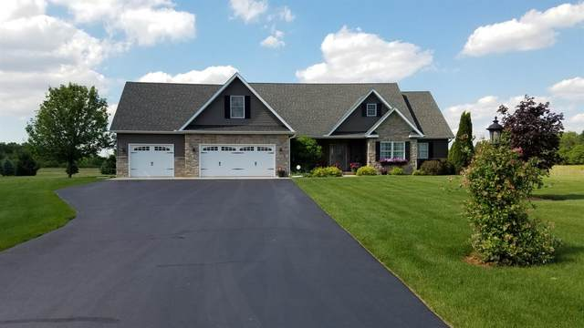 11229 Waters Edge Drive, Wheatfield, IN 46392 (MLS #476142) :: Rossi and Taylor Realty Group
