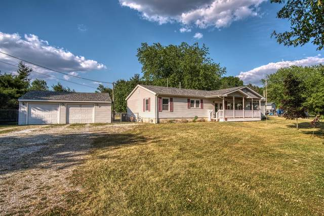 4086 Old Orchard Lane, Wheatfield, IN 46392 (MLS #476304) :: McCormick Real Estate