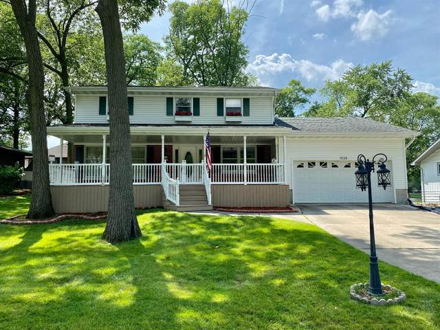 1934 Chippewa Drive, Schererville, IN 46375 (MLS #477082) :: Rossi and Taylor Realty Group