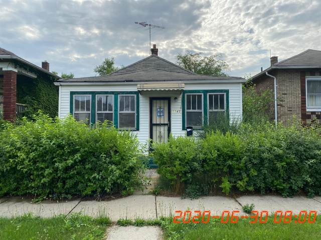 1145 Tyler Street, Gary, IN 46407 (MLS #477294) :: Rossi and Taylor Realty Group