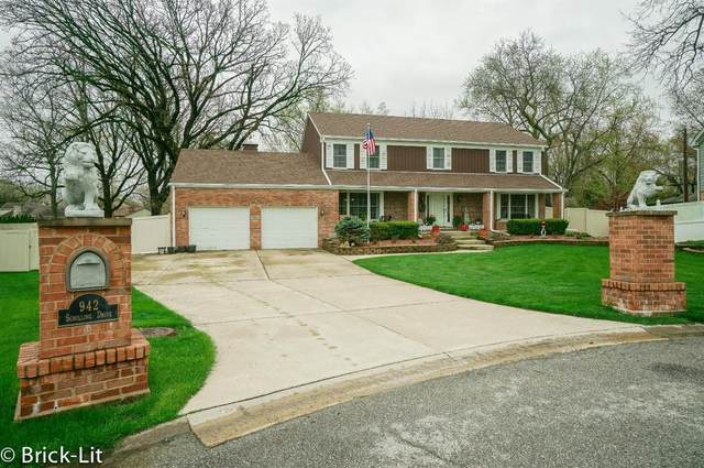 942 Schilling Drive, Dyer, IN 46311 (MLS #477375) :: Rossi and Taylor Realty Group