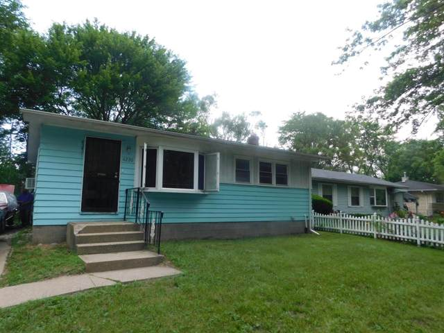 4220 Ryan Court, Gary, IN 46403 (MLS #477429) :: Rossi and Taylor Realty Group