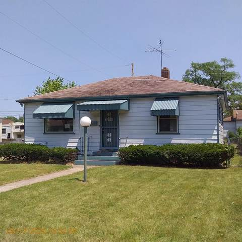 1361 Wright Street, Gary, IN 46404 (MLS #477499) :: Rossi and Taylor Realty Group