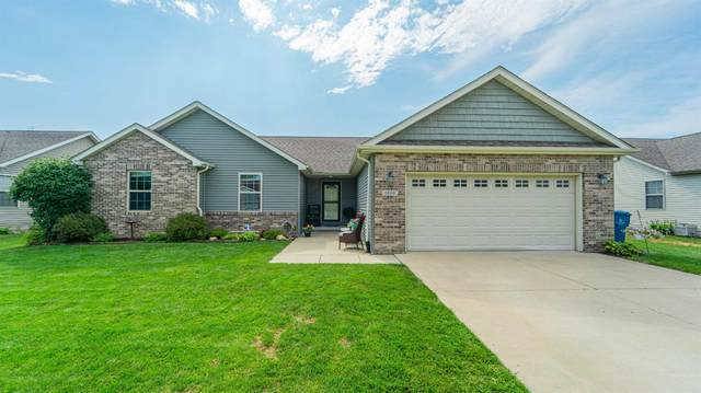 1800 Forsythia Street SE, Demotte, IN 46310 (MLS #477589) :: Rossi and Taylor Realty Group