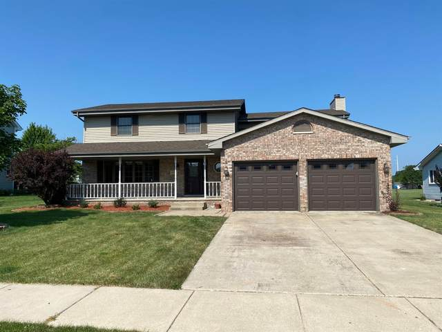 3116 Burge Drive, Crown Point, IN 46307 (MLS #477644) :: Rossi and Taylor Realty Group