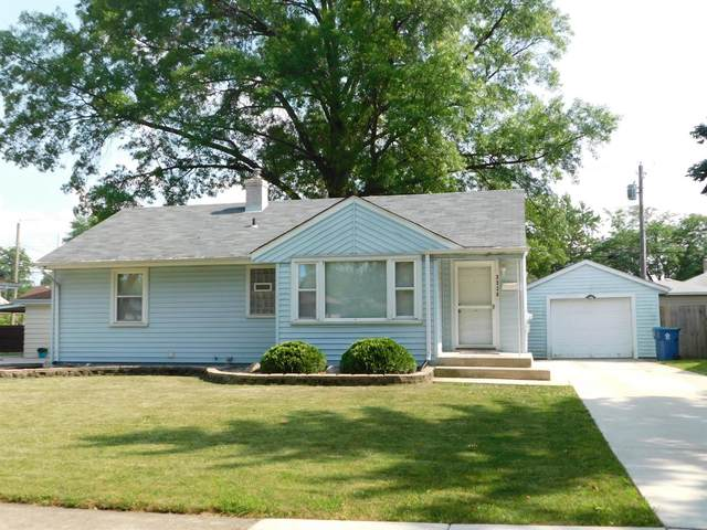 3326 Franklin Street, Highland, IN 46322 (MLS #477666) :: Rossi and Taylor Realty Group