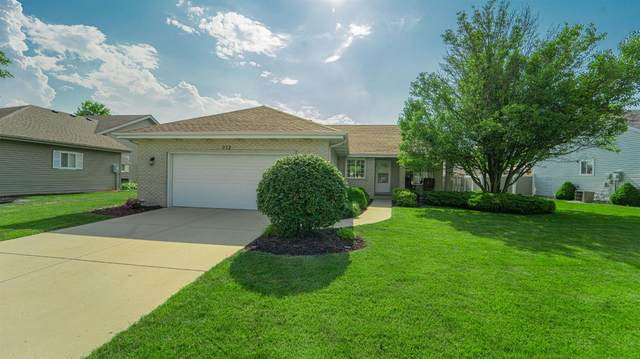 932 Sunflower Lane, Dyer, IN 46311 (MLS #477673) :: Rossi and Taylor Realty Group