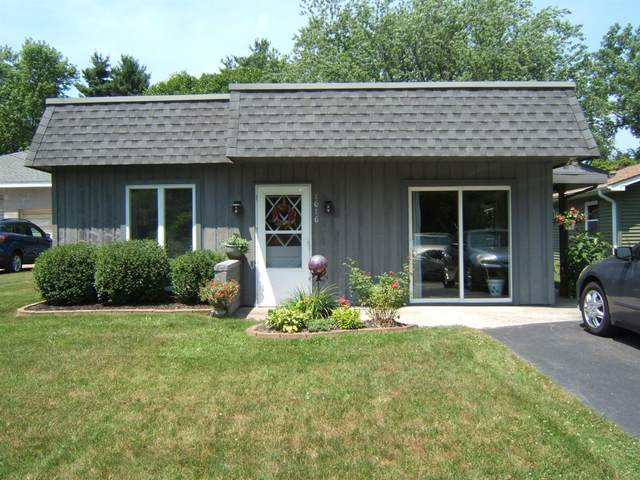 1616 E 34th Place, Hobart, IN 46342 (MLS #477700) :: Lisa Gaff Team