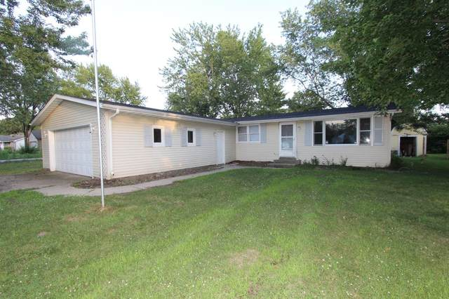 107 E Trett Street, Wheatfield, IN 46392 (MLS #478729) :: Rossi and Taylor Realty Group
