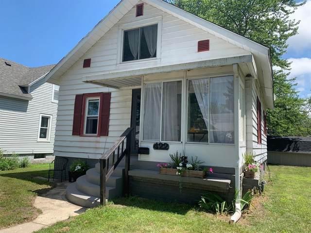 422 Hayes Avenue, Michigan City, IN 46360 (MLS #478842) :: Lisa Gaff Team