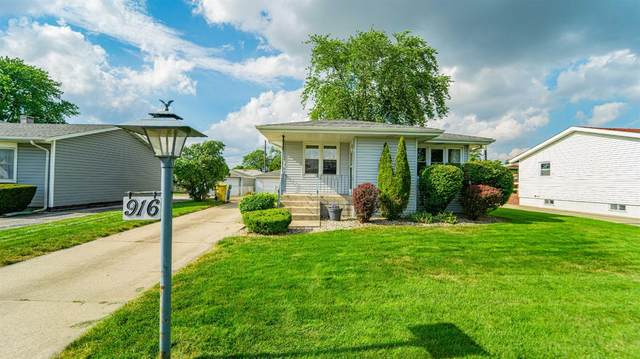 916 W Pine Place, Griffith, IN 46319 (MLS #478941) :: Rossi and Taylor Realty Group