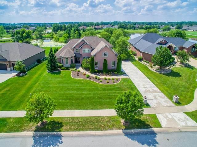 1637 Truchard Court, Crown Point, IN 46307 (MLS #479241) :: Rossi and Taylor Realty Group