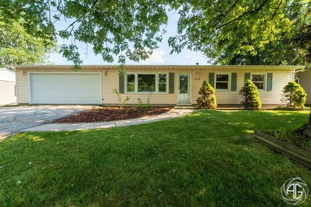 436 Portland Road, Valparaiso, IN 46385 (MLS #479435) :: Rossi and Taylor Realty Group