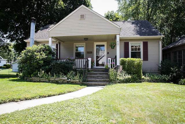 457 Grove Avenue, Valparaiso, IN 46385 (MLS #479454) :: Rossi and Taylor Realty Group