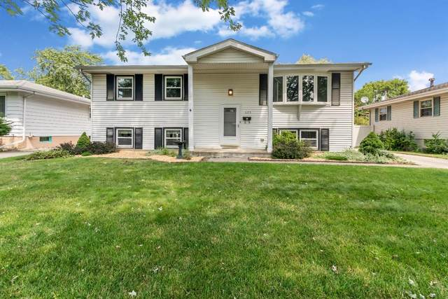 625 211th Place, Dyer, IN 46311 (MLS #479510) :: Rossi and Taylor Realty Group