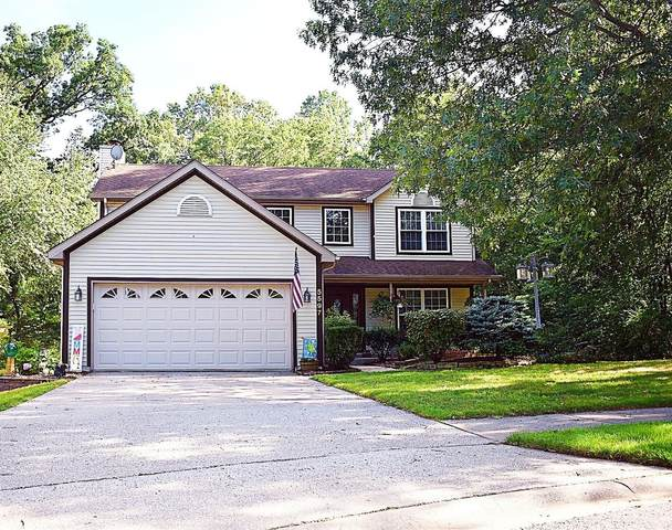 5597 Northcreek Avenue, Portage, IN 46368 (MLS #479553) :: Lisa Gaff Team